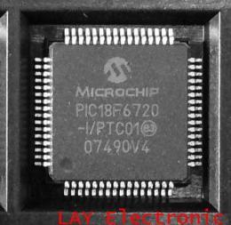 ชิป IC ต่างๆ MCU (PIC)