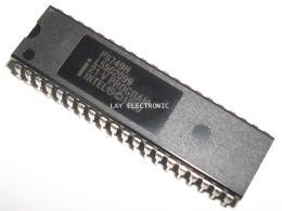 ชิป IC MCU INTEL 8749H (OTP)
