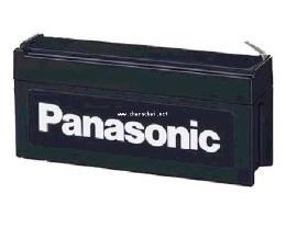 แบตเตอรี่แห้ง Panasonic 6V 3.4Ah