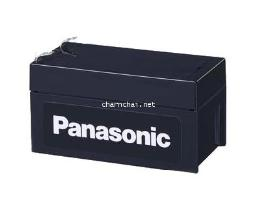 แบตเตอรี่แห้ง 12V 1.3 Ah Panasonic