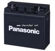 แบตเตอรี่แห้ง 12V 1 Ah Panasonic