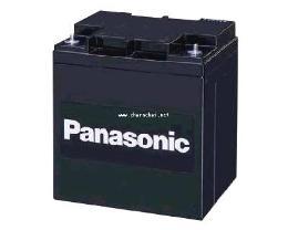 แบตเตอรี่แห้ง 12V 28 Ah Panasonic