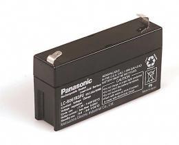 แบตเตอรี่แห้ง Panasonic LC-R061R3 6V 1.3Ah