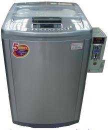 เครื่องซักผ้าหยอดเหรียญ รุ่น WF-T1275TD
