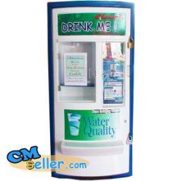 ตู้น้ำดื่มหยอดเหรียญ RO+UV 600ลิตร/วัน