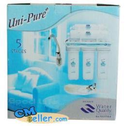 เครื่องกรองน้ำ 5 ขั้นตอน Uni-pure รุ่นสีฟ้า