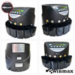 เครื่องนับเหรียญ และเครื่องคัดแยกเหรียญ WINMAX-CC01