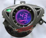 ไมล์ดิจิตอล yamaha ( Motorcycle Digital Dashboard ) (405)