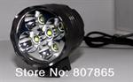 ไฟหน้าจักรยาน LED CREE XML 5T6 6000 lumen (131)