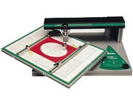 เครื่องตัดกระดาษวงกลม-วงรี KEENCUT # OVEL 6