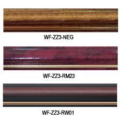 คิ้วกรอบรูป ไม้พลาสติก รุ่น WF-ZZ3