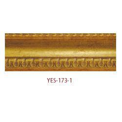 คิ้วกรอบรูป ไม้พลาสติก รุ่น YES-173