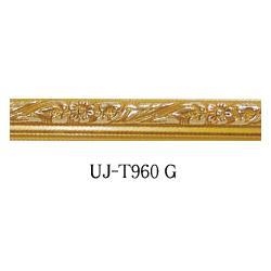 คิ้วกรอบรูป ชนิดไม้สัก รุ่น UJ-T960-G