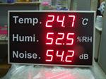 ชุดคอนโทรลอุณหภูมิ,ความชื้น และ เสียง