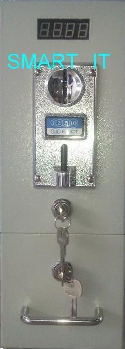 เครื่องหยอดเหรียญสำหรับเครื่องใช้ไฟฟ้า 25A