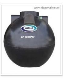 ถังบำบัด Aqua รุ่น PAC