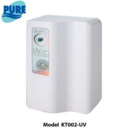 เครื่องกรองน้ำดื่ม Pure รุ่น KT002 UV