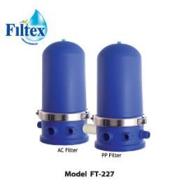 เครื่องกรองน้ำใช้ Filtex รุ่น FT 227