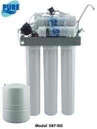 เครื่องกรองน้ำดื่ม Pure รุ่น 587 RO