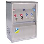 ตู้ทำน้ำร้อน - น้ำเย็น แบบต่อท่อ 4 ก๊อก รุ่น MCH-4P (H2C2)