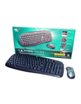 MD TECH USB Keyboard 888+Mouse 179 แพ็คคู่