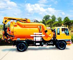 รถดูดสิ่งโสโครกและฉีดล้างท่อระบายน้ำ Vactor I-6000