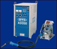 เครื่องเชื่อมไฟฟ้าCO2/MAGรุ่น XD 350