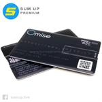 รับผลิตแฟลชไดร์ฟการ์ด (flash drive card) ฟรีพิมโลโก้ตามแบบลูกค้า แฟลชไดร์ฟราคาส่ง