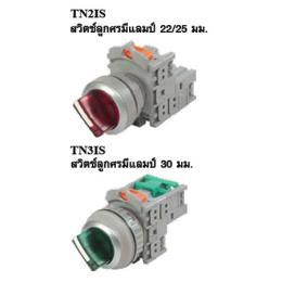Illuminated Selector Switch TN2IS/TN3IS