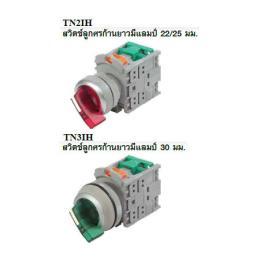 Illuminated Selector Switch TN2IH/TN3IH