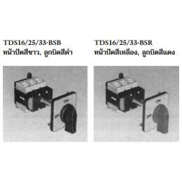 เมนสวิตซ์  TDS16/25/33-BSB/TDS16/25/33-BSR