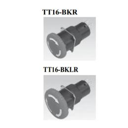 สวิตช์กดล๊อค ชนิดคอนแทคสั้น TT16-BKR/TT16-BKLR