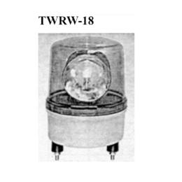 ไฟหมุน TWRW-18