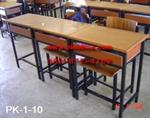 โต๊ะเก้าอี้นักเรียน A4 ระดับประถมและมัธยม