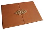 แฟ้มผ้าไหม silk folder