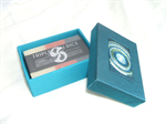 กล่องของขวัญผ้าลินิน linen gift box