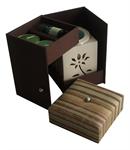 กล่องผ้าลินิน gifts box