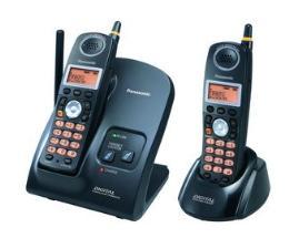 โทรศัพท์ไร้สาย รุ่น KX-TG 2624 BX