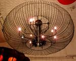 โคมไฟโลหะ Lm-001