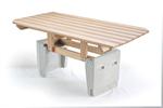 ชุดโต๊ะสนาม  buaSTONE 1.5 TABLE