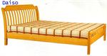 เตียงนอนไม้ยางพารา DS Rubber wood Bed-31
