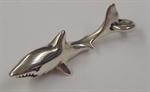 จี้เงินแท้92.5 รูปปลาโลมา PJ-2