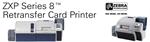เครื่องพิมพ์บัตร Zebra รุ่น ZXP8