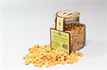 ลูกเดือยอบกรอบ ขวดแก้ว รสออริจินอล (Crispy Pearl Barley Original Flavor)