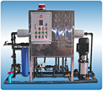 เครื่องกรองน้ำบริสุทธิ์ Reverse Osmosis 18000 L./Day (T4007)