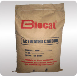 สารกรองคาร์บอน BIOCAT (T1705)