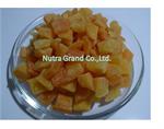 แคนตาลูบอบแห้ง (เต๋า 8-10MM.) สูตรน้ำตาลน้อย (SXCA8D1)