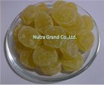 แกนสับปะรดอบแห้ง สีธรรมชาติ (DHPIK1)