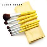 CerroQreen new cute girl series makeup brush Set /6 ชิ้น