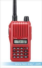 วิทยุสื่อสาร ยี่ห้อiCOM  IC-80FX